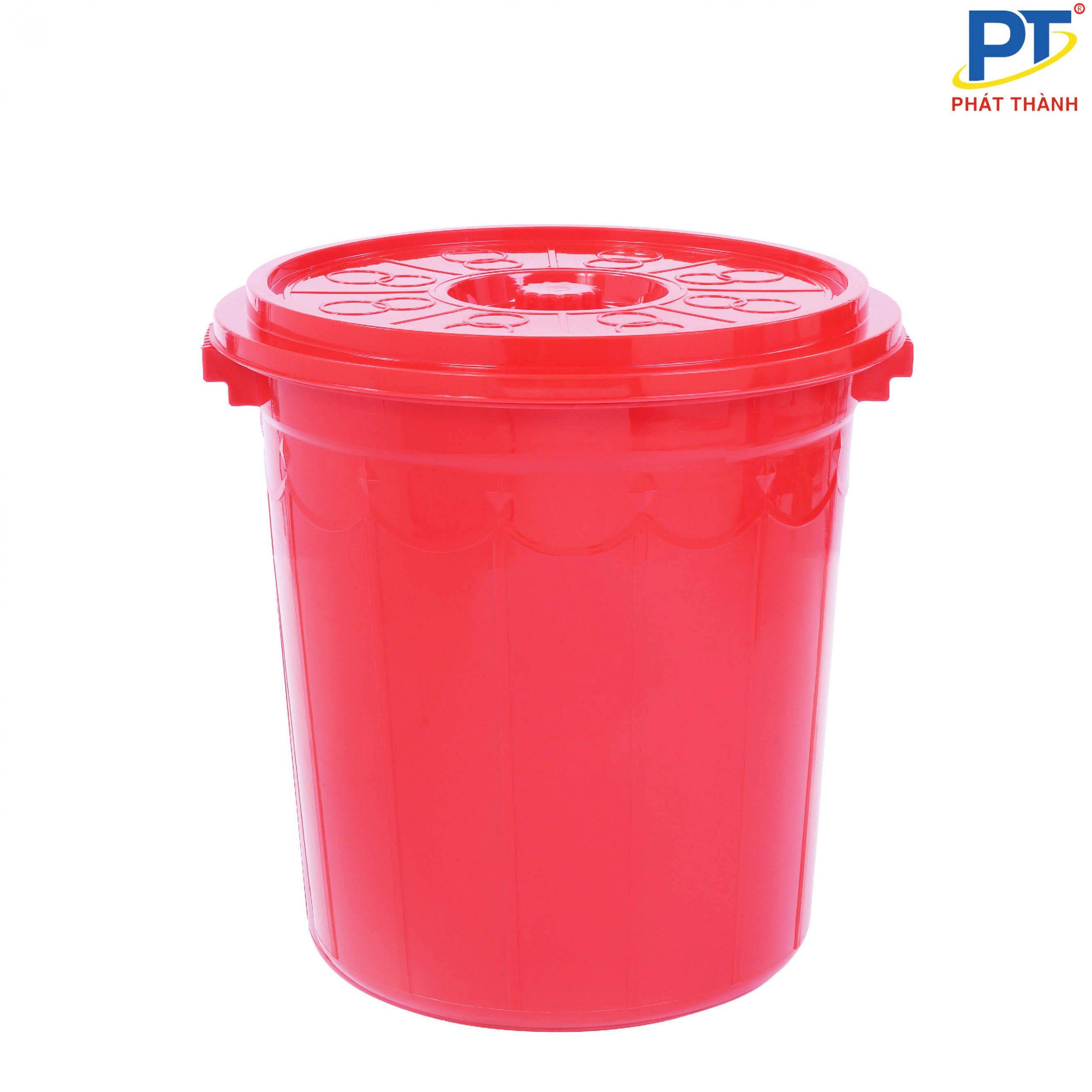 Thùng nhựa 120 lít
