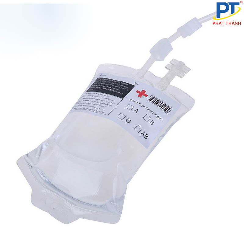 Túi đựng máu nhựa PVC
