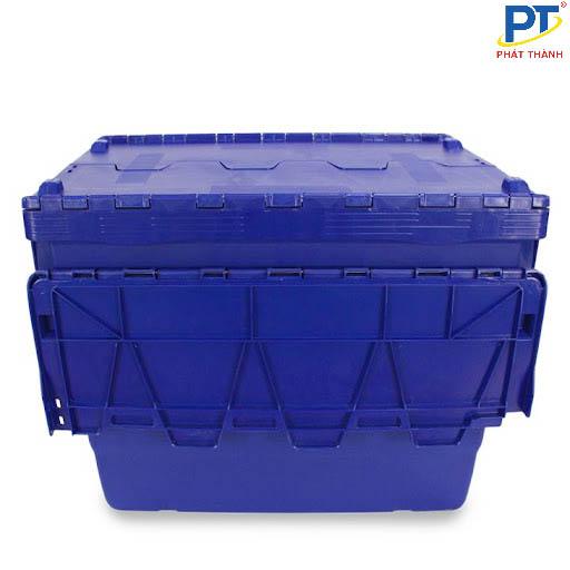 cách gỡ 2 thùng nhựa dính vào nhau