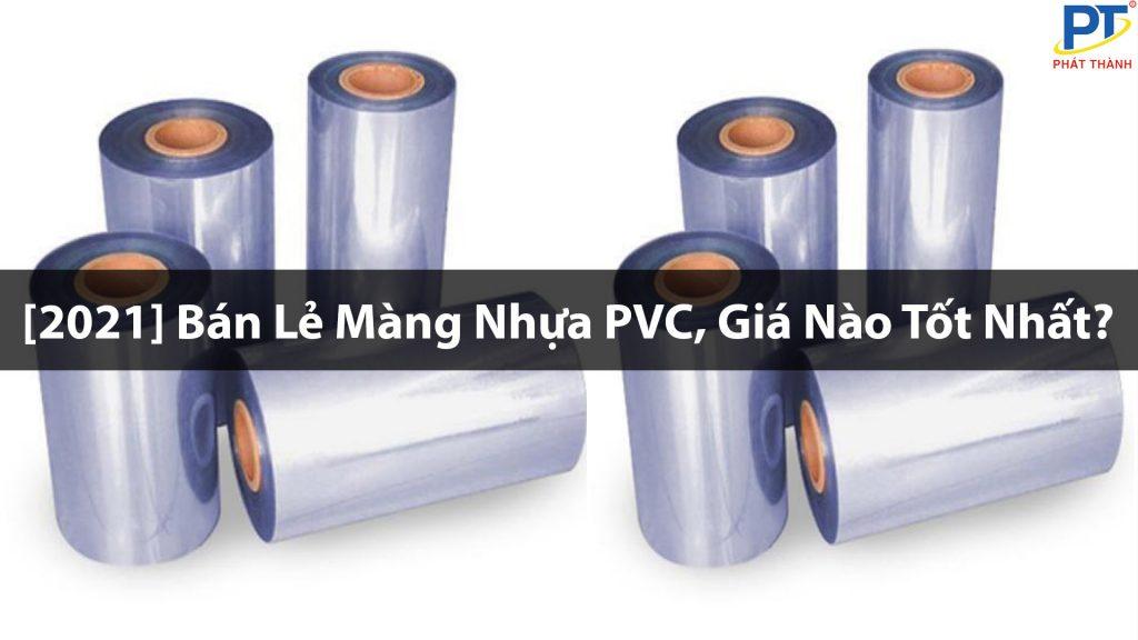bán lẻ màng nhựa pvc